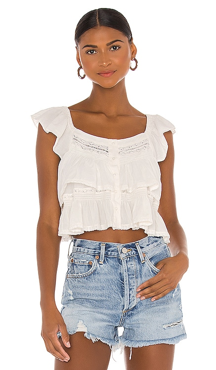 Sunny Days Ahead Top Free People $98 BEST SELLER