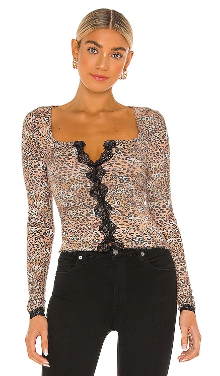 She's All that Layering Top Free People $58 NEW