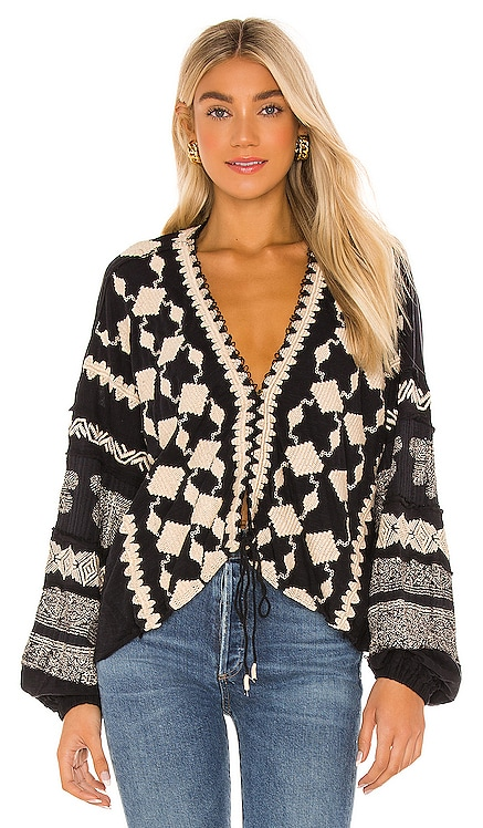 Home Town Top Free People $128