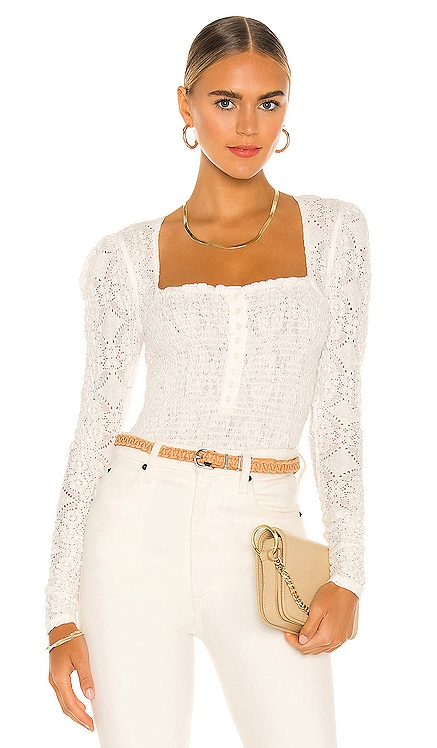 Confection Top Free People $98 NOUVEAU