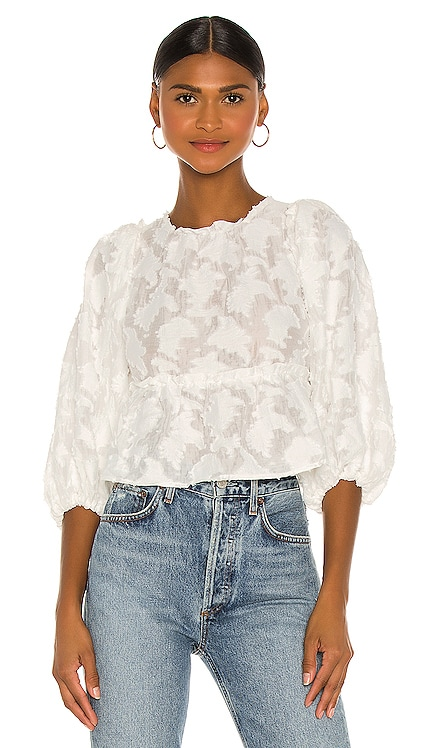 Callie Top Free People $128 NEW