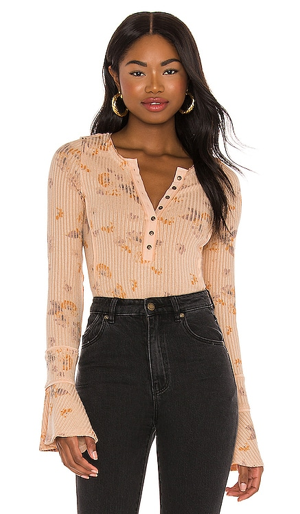 Layer Me Henley Free People $78