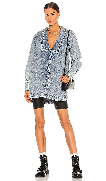 Charlie Denim Bd Top Free People $128