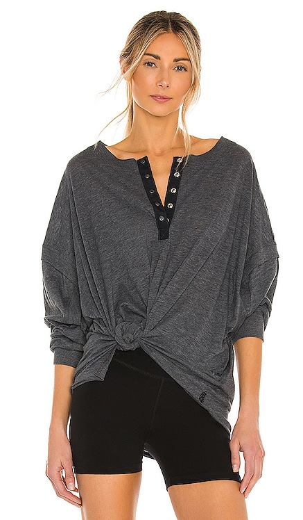 X FP Movement One Up Long Sleeve Top Free People $68 BEST SELLER