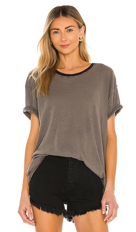 Clarity Ringer Tee Free People $38