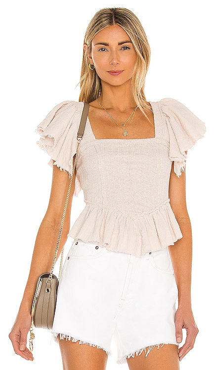 Dreaming Top Free People $98 NEW