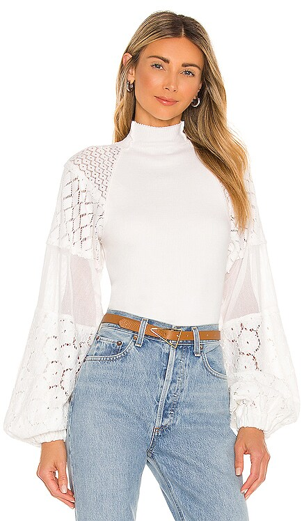 Love Too Much Top Free People $108 NUEVO