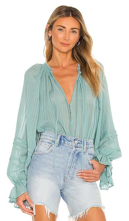 Out Of Town Top Free People $98 NEW