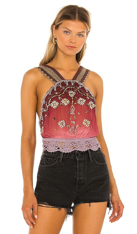 Hi There Halter Top Free People $108 NEW
