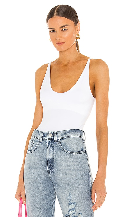 Seamless V Neck Cami Free People $30 NEW