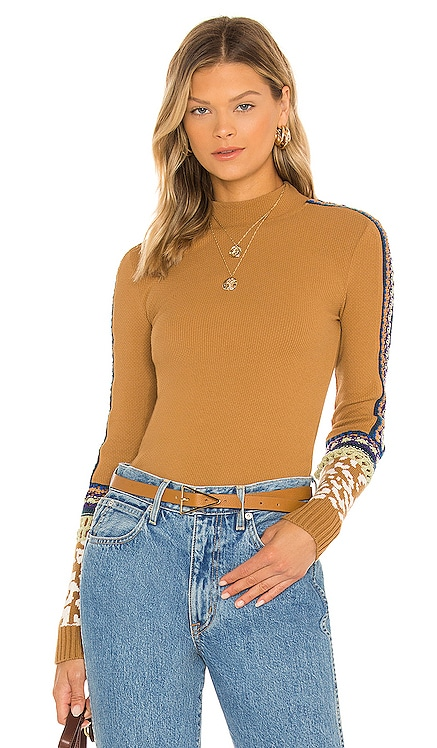 Switch It Up Thermal Top Free People $78