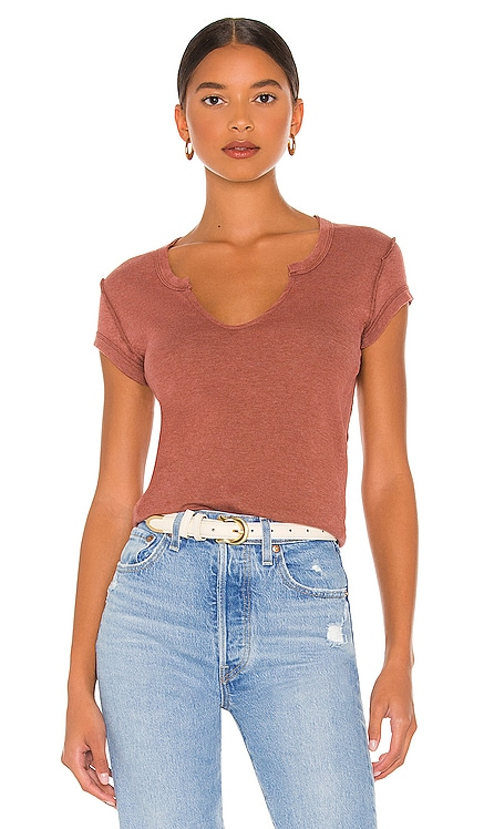 Always Yours Tee Free People $38 NEW