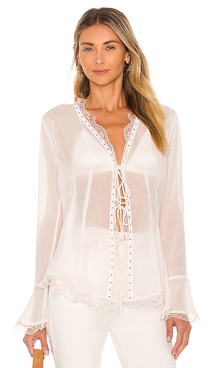 Galaxy Studded Top Free People $148