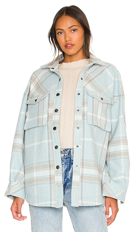 Cabin Cozy Button Down Free People $198