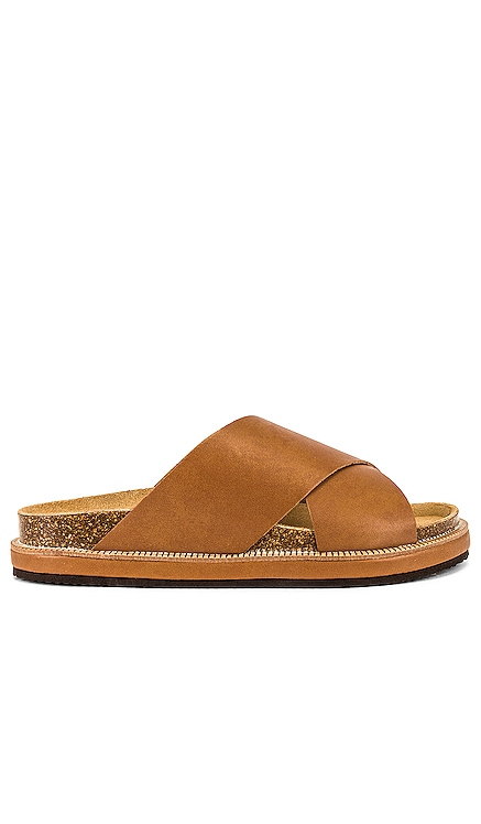 Sidelines Footbed Sandals Free People $78