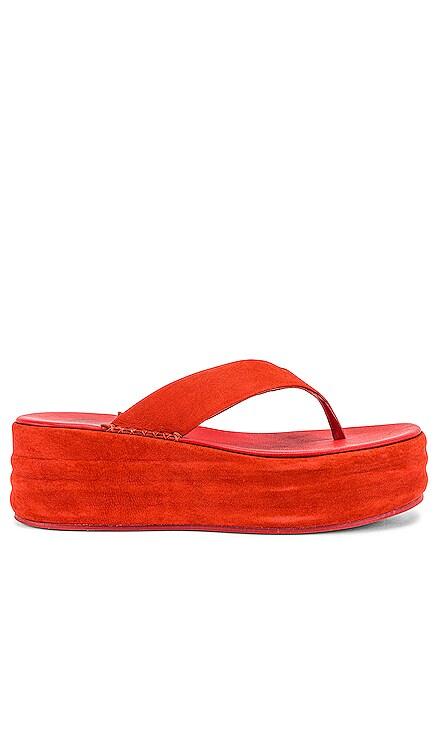 Haven Thong Flatform Sandal Free People $98
