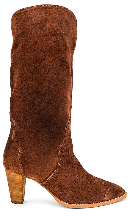 Shayne Tall Boot Free People $328 NEW