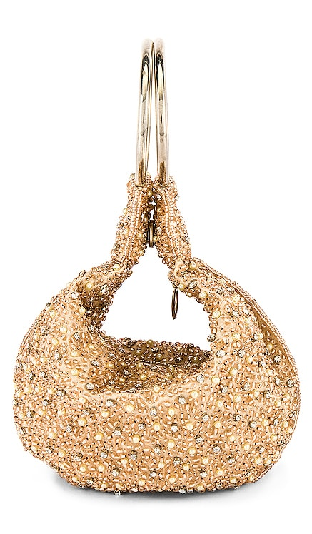 Mini Pearl Ring Bag From St Xavier $120 NEW ARRIVAL