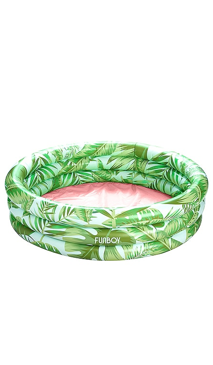 Tropical Palm Splash Pool FUNBOY $59