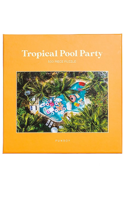 Pool Party 500 Piece Puzzle FUNBOY $25 BEST SELLER