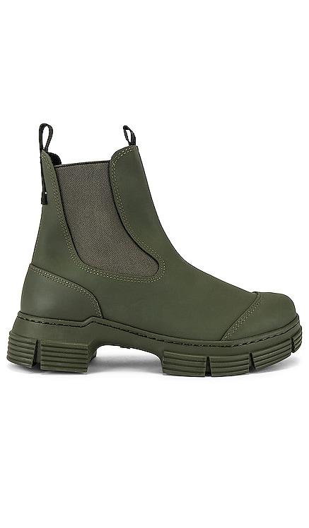 City Boot Ganni $245