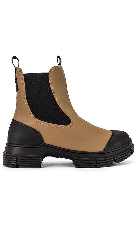 City Boot Ganni $245 NEW