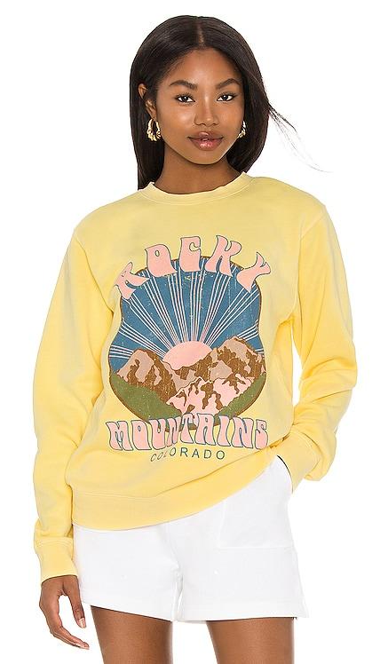 SWEAT ROCKY MOUNTAINS Girl Dangerous $59