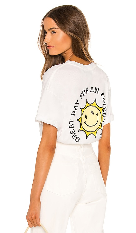 Great Day for an Adventure Tee Girl Dangerous $44 NEW