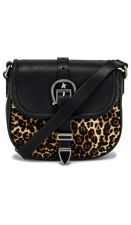 Pony Hair Small Rodeo Bag Golden Goose $690