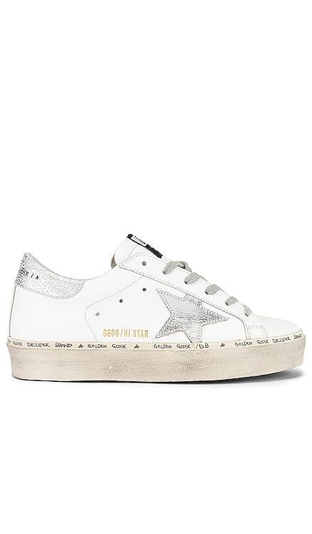 Hi Star Sneaker Golden Goose $525 BEST SELLER