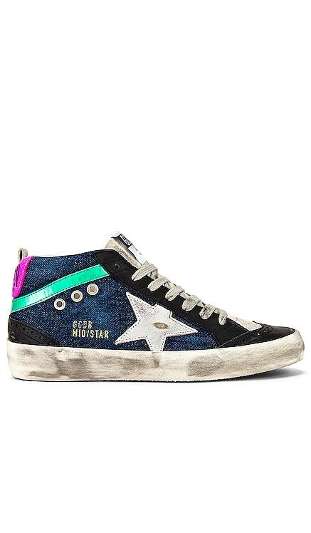 Mid Star Sneaker Golden Goose $530