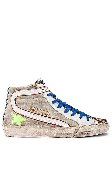 Slide Classic Sneaker Golden Goose $560 NEW