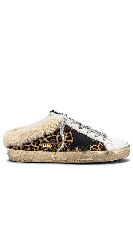 SNEAKERS SABOT STAR Golden Goose $665 NOUVEAU