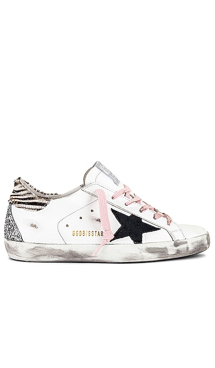 Pony Hair Superstar Sneaker Golden Goose $530