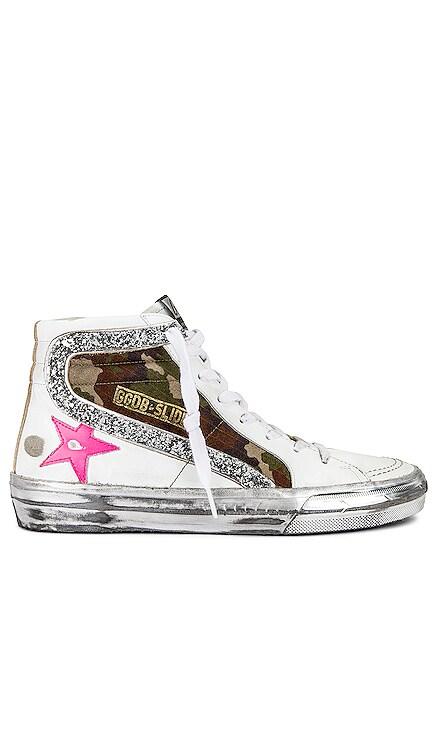 Slide Sneaker Golden Goose $560 NEW