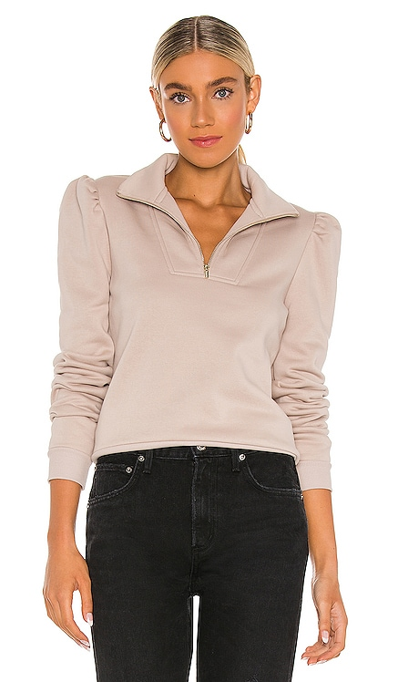 Nariah Zip Sweatshirt Generation Love $143