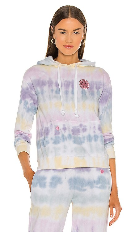 Gianna Smiley Hoodie Generation Love $148 NEW