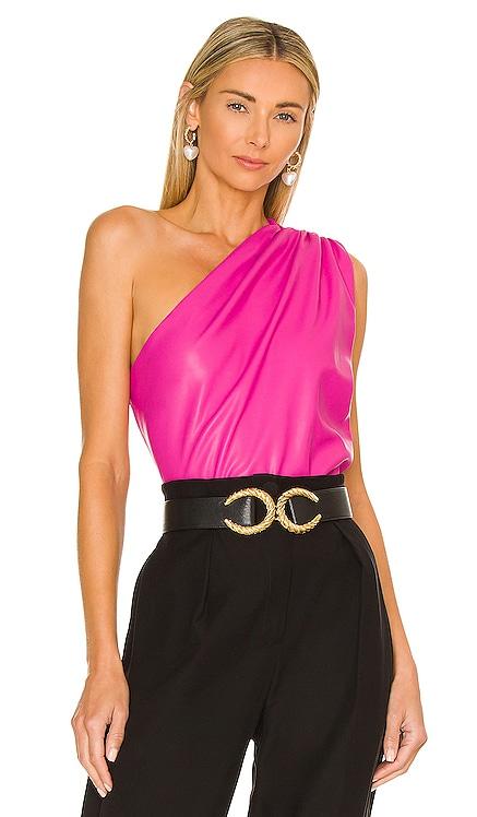 Catalina Vegan Leather Top Generation Love $185 NEW