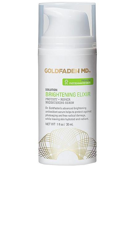 Brightening Elixir Protect + Repair Serum Goldfaden MD $80