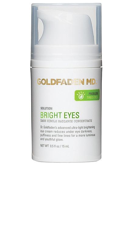 CRÈME POUR LES YEUX BRIGHT EYES Goldfaden MD $55