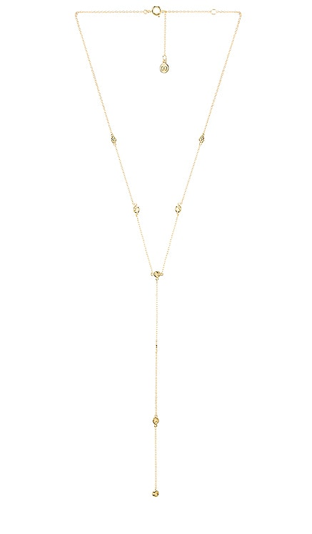 Chloe Short Lariat Necklace gorjana $60 BEST SELLER