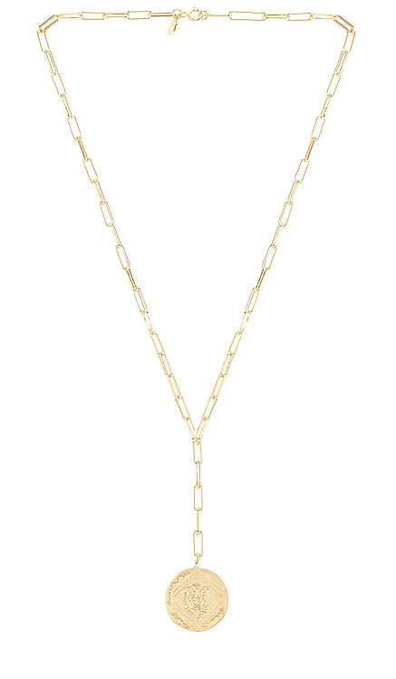 Ana Coin Lariat Necklace gorjana $75 BEST SELLER