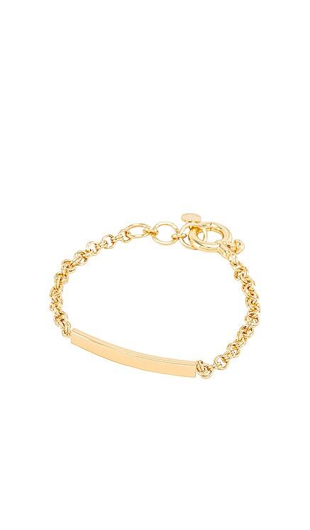 Lou Tag Bracelet gorjana $60 BEST SELLER