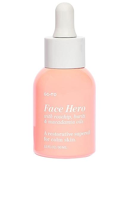 Face Hero Face Oil Go-To $34
