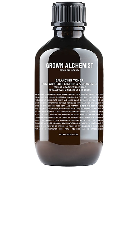 Balancing Toner Grown Alchemist $34 BEST SELLER