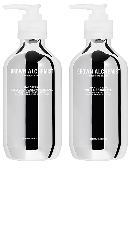 HAND CARE バス&ボディセット Grown Alchemist $70