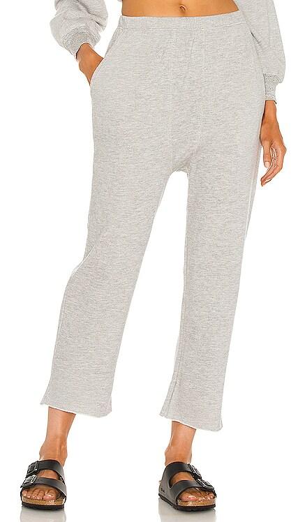 Sleep Pajama Sweatpant The Great $165 NEW