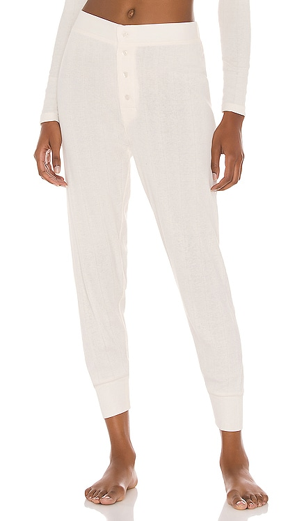 The Pointelle Long John The Great $145