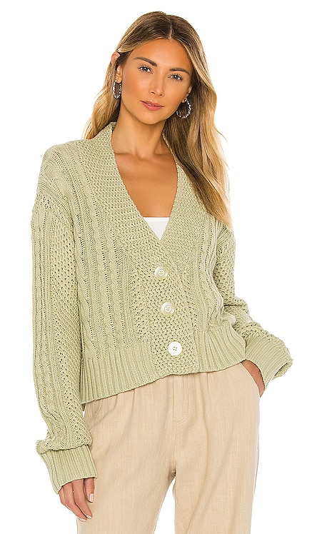 The Cable Montana Cardigan The Great $295