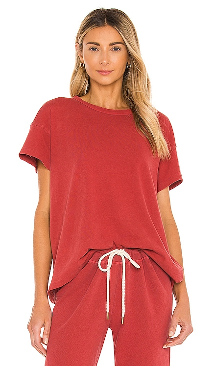 Boxy Crew Tee The Great $95 BEST SELLER
